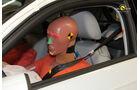 EuroNCAP-Crahtest Audi A3 Driver