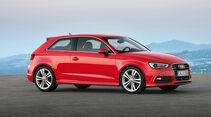 EuroNCAP-Crahtest Audi A3 Uncrashed