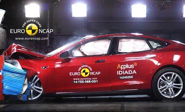 EuroNCAP Crashest Tesla Model S