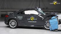 EuroNCAP-Crashtest 02/2015 Audi TT