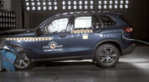 EuroNCAP Crashtest BMW X5