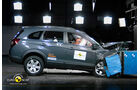 EuroNCAP-Crashtest Chevrolet Captiva