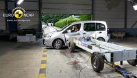 EuroNCAP-Crashtest Citroen Berlingo