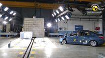 EuroNCAP-Crashtest Citroen C-Elysee