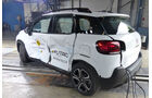 EuroNCAP-Crashtest Citroen C3 Aircross