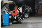 EuroNCAP Crashtest  Club Car Villager