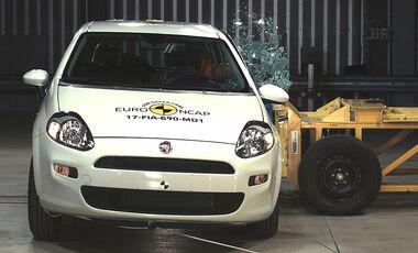 EuroNCAP Crashtest Fiat Punto