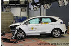 EuroNCAP Crashtest Ford Edge