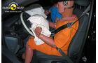 EuroNCAP-Crashtest, Ford Grand C-Max, Fahrer-Crashtest