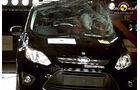 EuroNCAP-Crashtest, Ford Grand C-Max, Pfahl-Crashtest