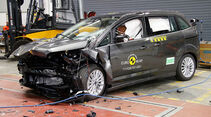 EuroNCAP Crashtest Ford Grand C-Max