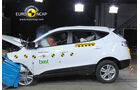 EuroNCAP-Crashtest Hyundai IX35, Frontal-Crashtest