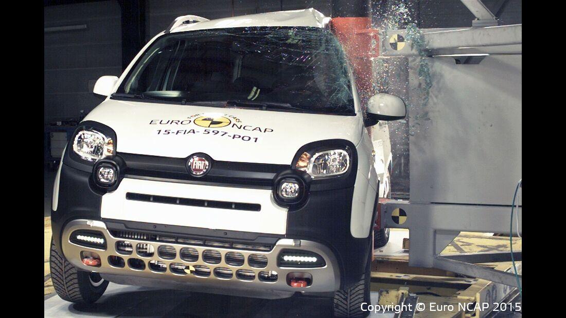 EuroNCAP-Crashtest Hyundai i20