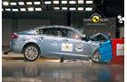 EuroNCAP-Crashtest Jaguar XF