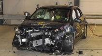 EuroNCAP Crashtest Kia Stonic