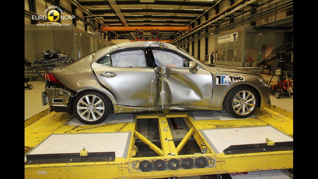EuroNCAP-Crashtest, Lexus IS 306