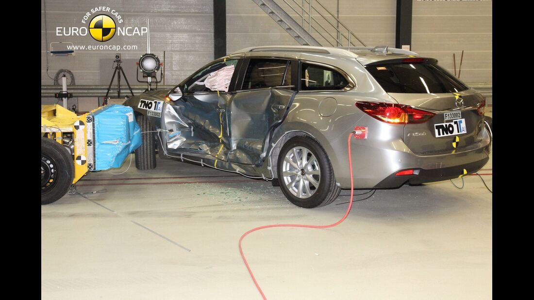 EuroNCAP-Crashtest, Mazda 10