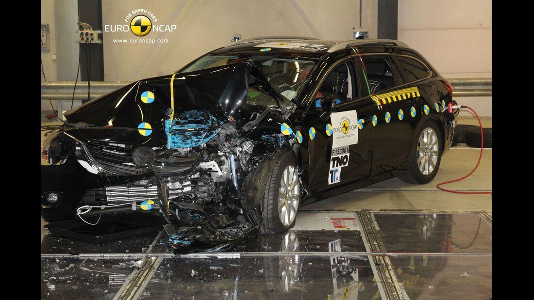 EuroNCAP-Crashtest, Mazda 12