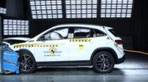 EuroNCAP Crashtest Mercedes EQA 2021