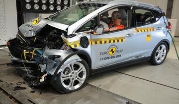 EuroNCAP-Crashtest Opel Ampera-e