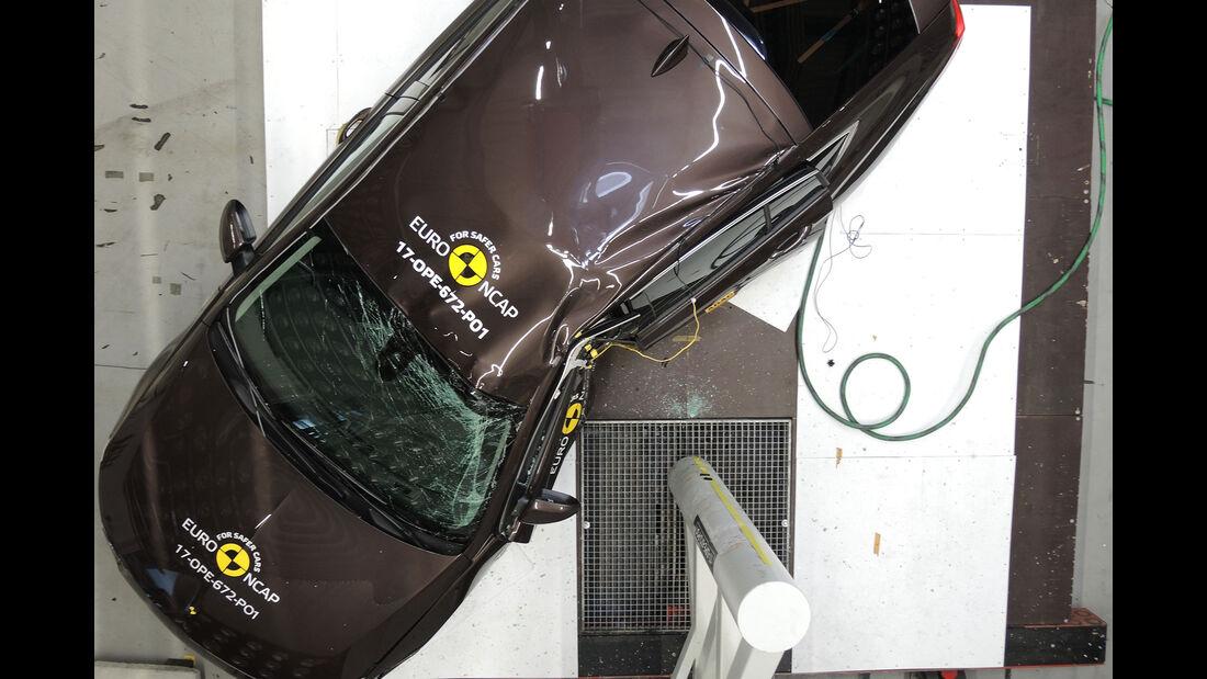 EuroNCAP-Crashtest Opel Insignia