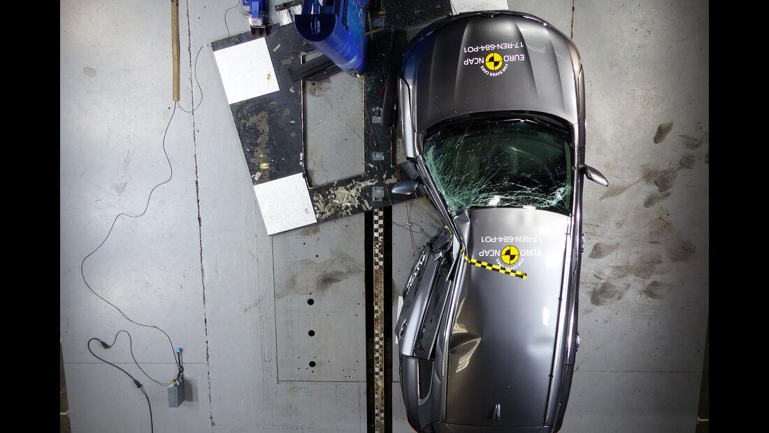 EuroNCAP-Crashtest Renault Koleos