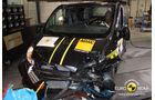EuroNCAP-Crashtest Renault Trafic
