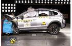EuroNCAP-Crashtest Subaru XV