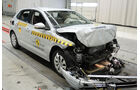 EuroNCAP-Crashtest VW Polo