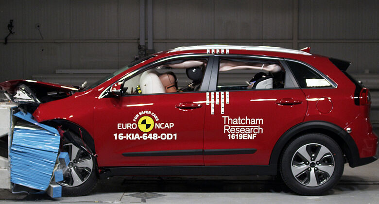 EuroNCAP Kia Niro