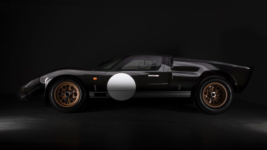 Everrati Ford GT40 Mk2 electric