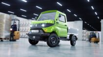 Evum Motors aCar Elektrotransporter