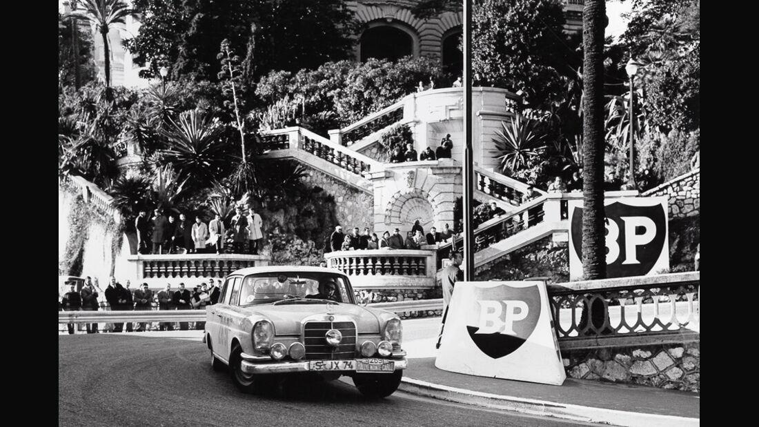 Ewy Rosqvist - Rallye Monte Carlo