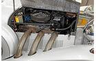 Excalibur SIII Phaeton, Abgasrohre, Motor