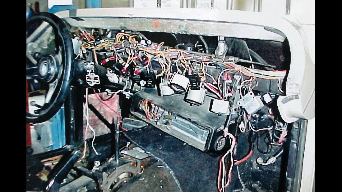 Excalibur SIII Phaeton, Elektrik