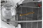 Excalibur SIII Phaeton, Frontscheinwerfer, Kühlergrill