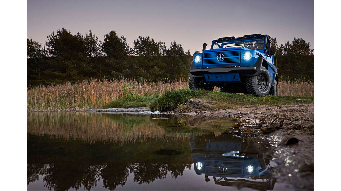 Expedition Motor Co. G Wagen Wolf