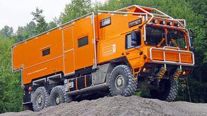 Expeditions-Lkw Wohnmobil 4x4 6x6 MAN TGM KAT Unimog