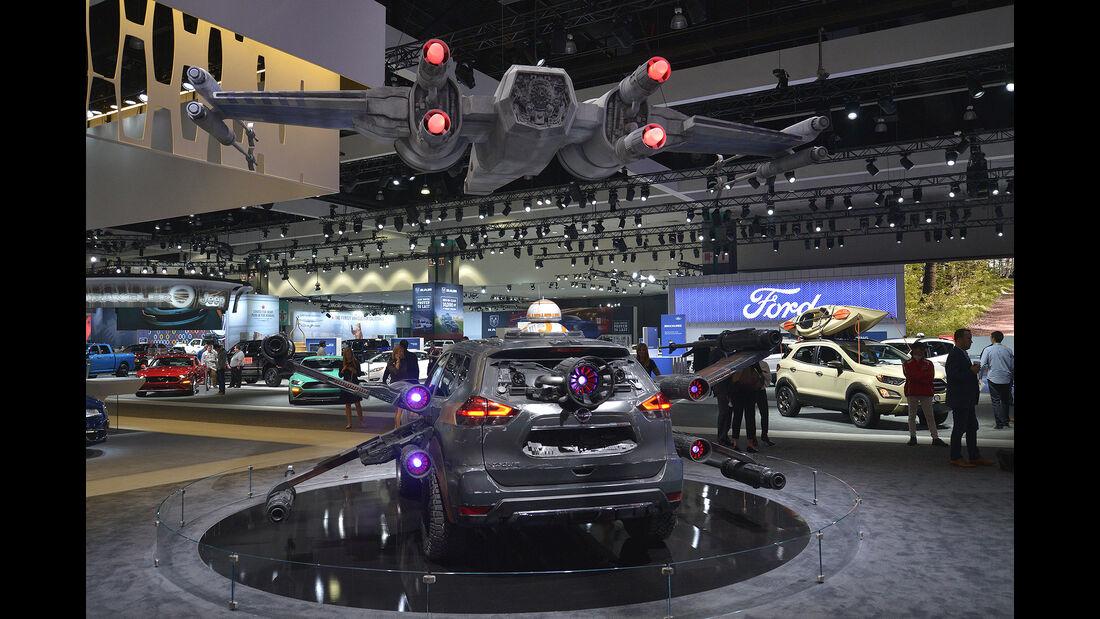 Exponate L.A. Autoshow 2017