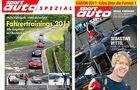 Extra-Beilagen sport auto-Zeitschrift 04-2011