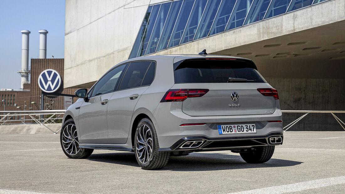 Extra VW Golf 2020, Exterieur