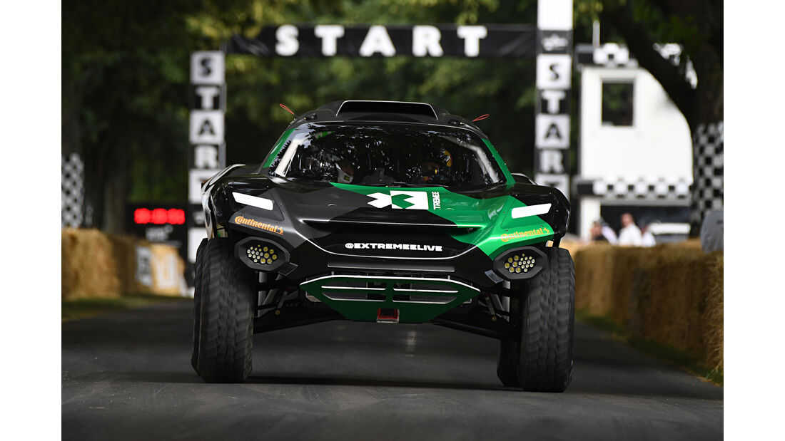 Extreme E Prototyp - Goodwood 2019