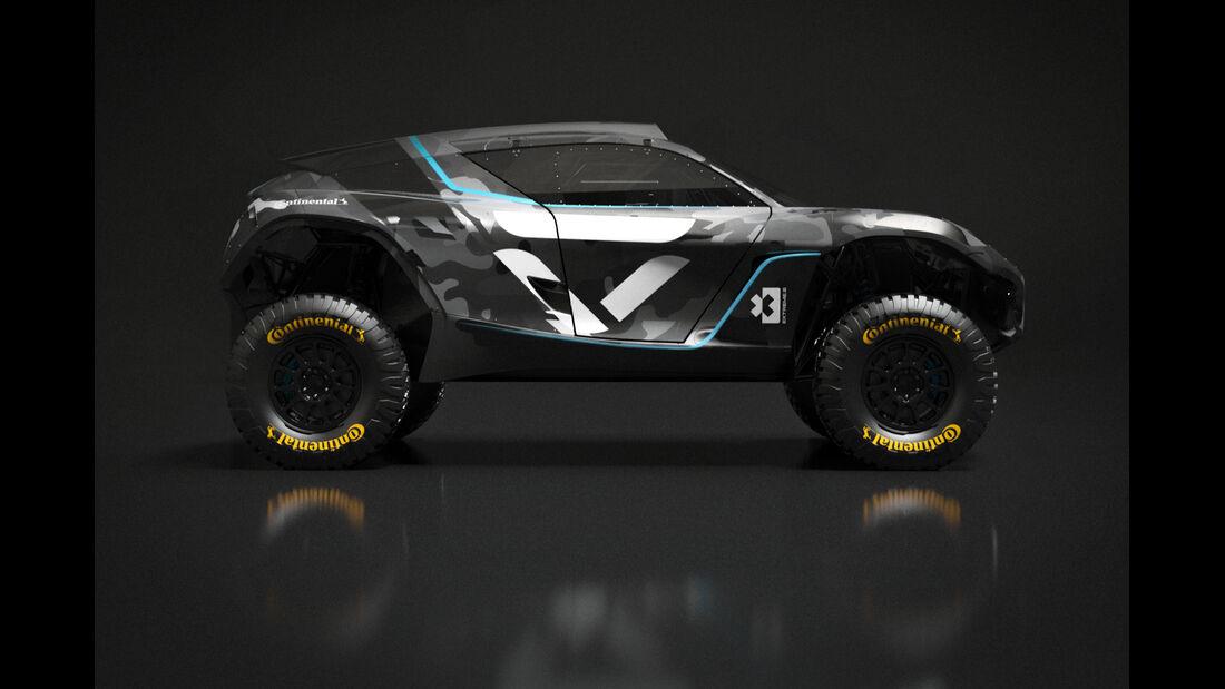 Extreme E Prototyp - Studie 2019