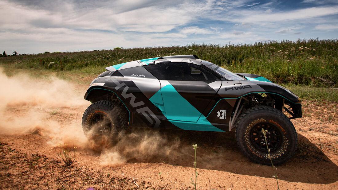 Extreme E - Rennserie - Elektro - E-SUV - HWA