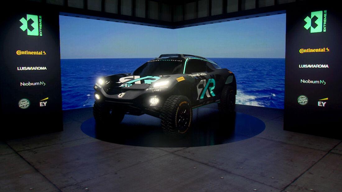 Extreme E - Rennserie - Elektro - E-SUV - Nico Rosberg