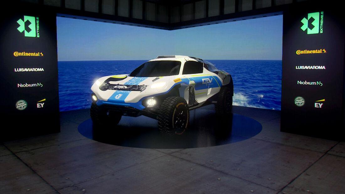 Extreme E - Rennserie - Elektro - E-SUV - QEV