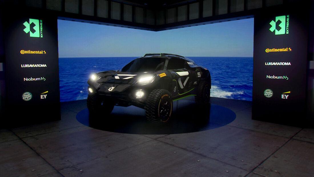 Extreme E - Rennserie - Elektro - E-SUV - Veloce Racing