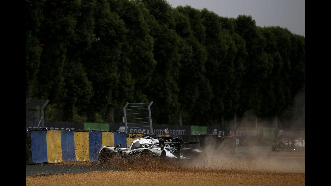 Extreme Speed Ligier Nissan - #30 - 24h Le Mans - Sonntag - 19.06.2016