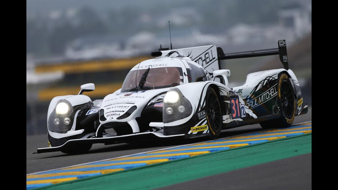 Extreme Speed Motorsports - Ligier JS P2 - Nissan - 24h Le Mans Vortest - 2016