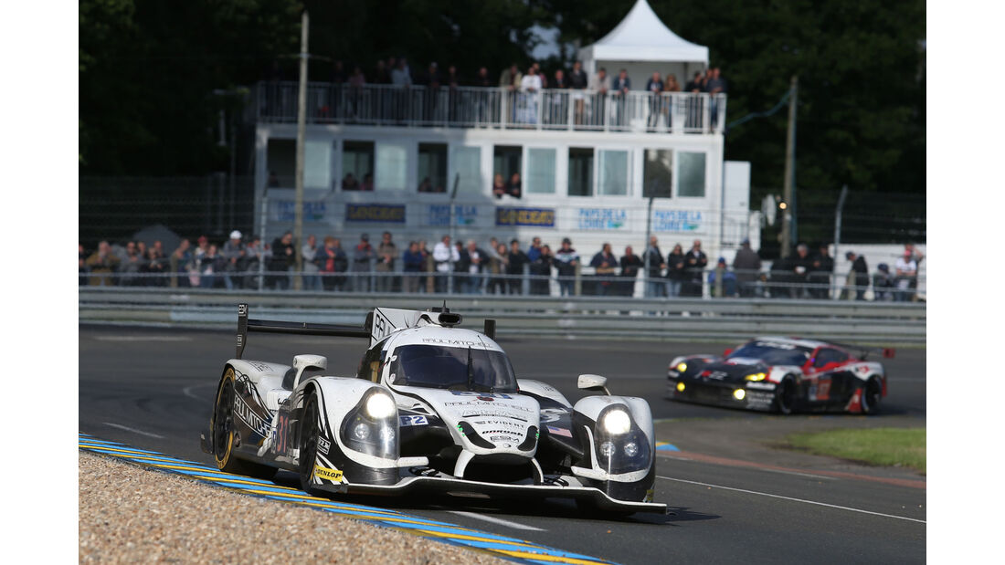 Extreme Speed Motorsports Ligier-Nissan - #31 - 24h Le Mans - Sonntag - 19.06.2016